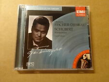 CD / SCHUBERT - FISCHER-DIESKAU: WINTERREISE (EMI)