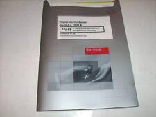 Werkstatthandbuch Audi A3 quattro 5-Gang Schalt-Getriebe 02C 1997