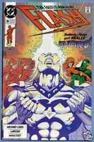 Flash #36 1990 Wally West DC Comics
