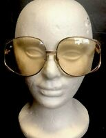 Christian Dior Tinted Eyeglasses Made In Italy 80s Prescription Eye Glasses