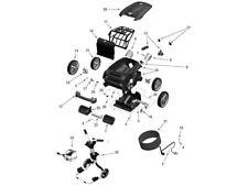 Zodiac chassis di ricambio coperchio per Vortex 3 chassis COPERCHIO ROBOT PISCINA, N. 26