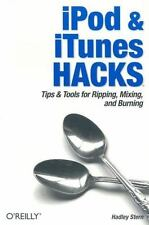 iPod and iTunes Hacks: Tips and Tools for Ripping, Mixing and Burning by Stern,