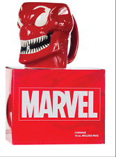 NEW OFFICIAL MARVEL VENOM 16OZ MUG RED MARVEL AVENGERS MUGS