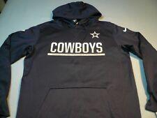 3aac8eb3b Nike Dallas Cowboys Circuit Sideline MEDIUM BRAND NEW Hoodie therma fit NFL  NWT