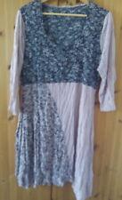 Lauren Vidal Tunika Kleid Asymmetrisch   XL  (40 42 44 46  ) BW 50 - 53 cm