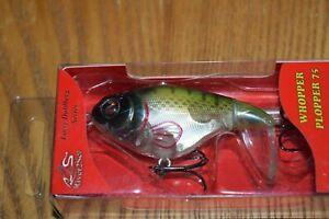 "River2Sea Whopper Plopper 75 Topwater Fishing Lure 3"" (Bluegill) NIP"