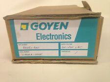 Goyen Electronics Bbd5 Emission Monitor