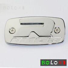 Chrome Brake Clutch Reservoir Cap Cover For Suzuki Boulevard M109R 06-15 VTX1800
