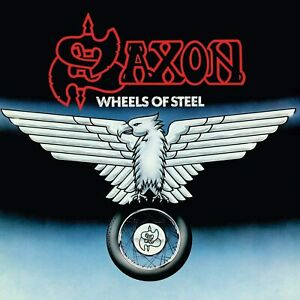 Saxon - Wheels Of Steel (2018)  CD  Digibook  NEW/SEALED  SPEEDYPOST