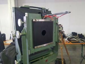 Calumet 8x10 flat 152x152mm lens board all Sizes Copal Compur Ilex