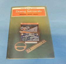 Book: Shire Album No.180 Drawing Instruments, Michael Scott-Scott