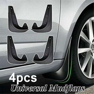 4x Car Accessories Universal Front Rear Mud Flap Flaps Splash Guard Mudguards