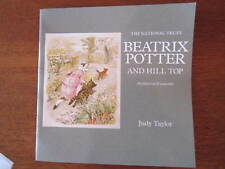 VGC – BEATRIX POTTER AND HILL TOP BY JUDY TAYLOR, AN ILLUSTRATED NATIONAL T