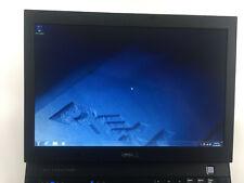 Dell E6400 Laptop Core 2 Duo 2.66GHZ 128GB SSD 4GB Win 7 Pro - No Battery N14-04