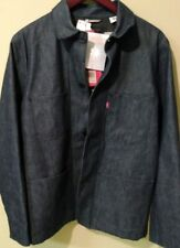 Levis Thermo Insulated Mens Jean Jacket Size Medium