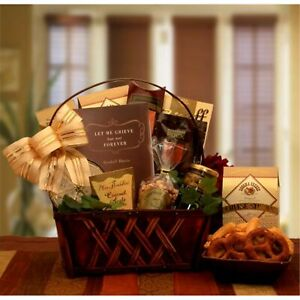 GBDS-A Time To Grieve Sympathy Gift Basket