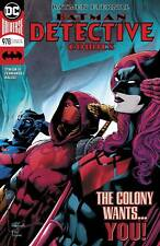 DETECTIVE COMICS #978 MAIN COVER BATMAN REBIRTH DC NM