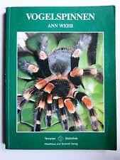 Vogelspinnen von Ann Webb