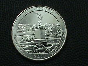 UNITED  STATES    25 Cents    2011  D   UNC   GETTYSBURG   *