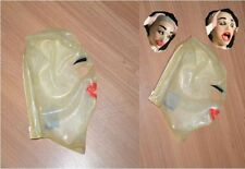Latex Rubber Gummi 0.45mm Mask Hood Party Costume Suit Halloween Hot
