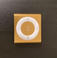 Apple IPod Shuffle 4th Generation (Gold)