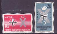 Türkei Nr.  1830-31  ** NATO