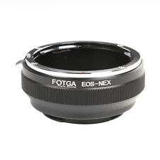 FOTGA Canon EOS Lens to Sony E-Moun Adapter For NEX-5 NEX-7 A7000 A9 A3000 A7III