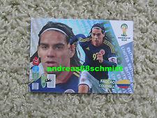 Panini Adrenalyn XL World Cup 2014 FIFA World Cup Brasil 14-FALCAO-Limited Edition
