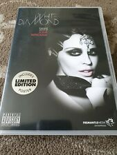 KYLIE MINOGUE WHITE DIAMOND DVD A PERSONAL PORTRAIT INCLUDES LIMITED ED POSTER