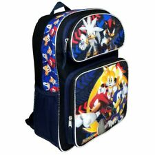 "Large Sonic the Hedgehog 16"" Backpack"