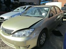 2005 TOYOTA CAMRY 4CYL AUTO WRECKING