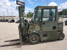 1997 Drexel R60Sl-Dc Swingmast Forklift - solid tires - 435 hours