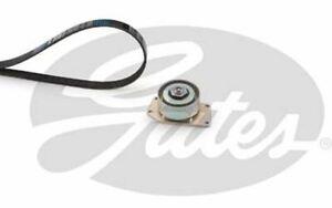 GATES Kit de courroies d'accessoire pour PEUGEOT 206 206+ K016PK1453