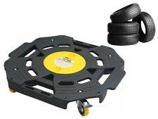 Rolling Tire Dolly Wheel Mover Transport Storage Truck Car Garage Shop Equipment