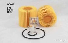 WESFIL OIL FILTER FOR Toyota Tarago 3.5L V6 2007-12/08 WCO67