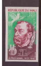 Mali MNH 1971 Celebritie Alfred Nobel, Philanthropist imperf. mint stamp