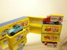 DINKY TOYS DY32 MATCHBOX Y30  - M12 MAJOR PACK CITROEN 2CV MACK TRUCK - 1:43 -IB