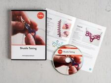 Shuttle Tatting (Craftsy) [DVD]