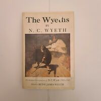 The Wyeths – Letters of N.C. Wyeth 1901-1945 1st Edition Intimate Correspondence