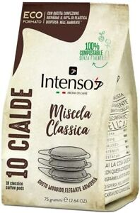 Option 60-120 INTENSO Loose ESE Miscela Classica ECO Format Compostable