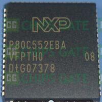 1PCS P80C552EBA Encapsulation:PLCC-68,Single-chip 8-bit microcontroller
