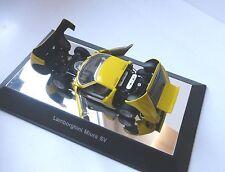 LAMBORGHINI Miura SV gelb yellow giallo AUTOART Signature 54541 1:43 n looksmart
