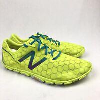 New Balance Minimus MR10v2 Mens 14 Neon Yellow Barefoot Minimalist Running Shoes