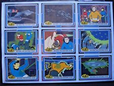 2003 RITTENHOUSE *THE COMPLETE STAR TREK ANIMATED ADVENTURES* 200 CARD BASE SET