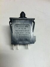 Power Wheels J4394-9309 Foot Board Foot Plunger Switch Genuine Fisher Price