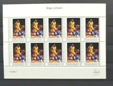 NLPP Netherlands 2020 Basketball Magic Jonhnson *3 (MNH) Block