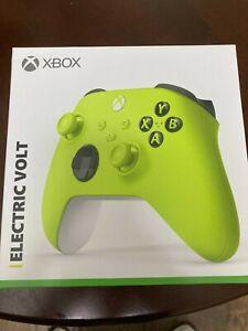 Microsoft Xbox Series X/S Wireless Controller - Electric Volt (Far Cry 6 Bundle)
