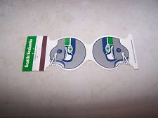 1980 NFL Matchbook Cover with Schedule SEATTLE SEAHAWKS