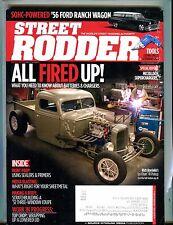 Street Rodder Magazine August 2013 Rich Borriello EX w/ML 041917nonjhe
