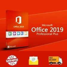 Microsoft Office 2019 Professional Plus 32/64 Key and download iso Fast Delivery